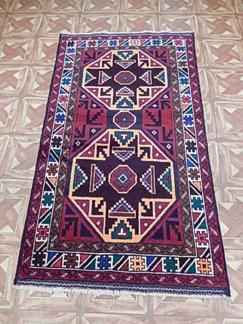 Casual Practical Rug Ancient Design Cheap Wool on Wool ...