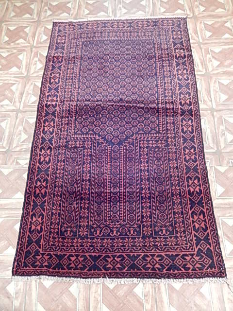 34x59 in fashion discount rugs hand knotted baluch bedroom rug ebay