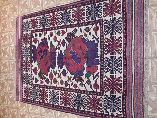 Baluch Rugs Usa Handmade 5 X 6 3 8 X 5 11