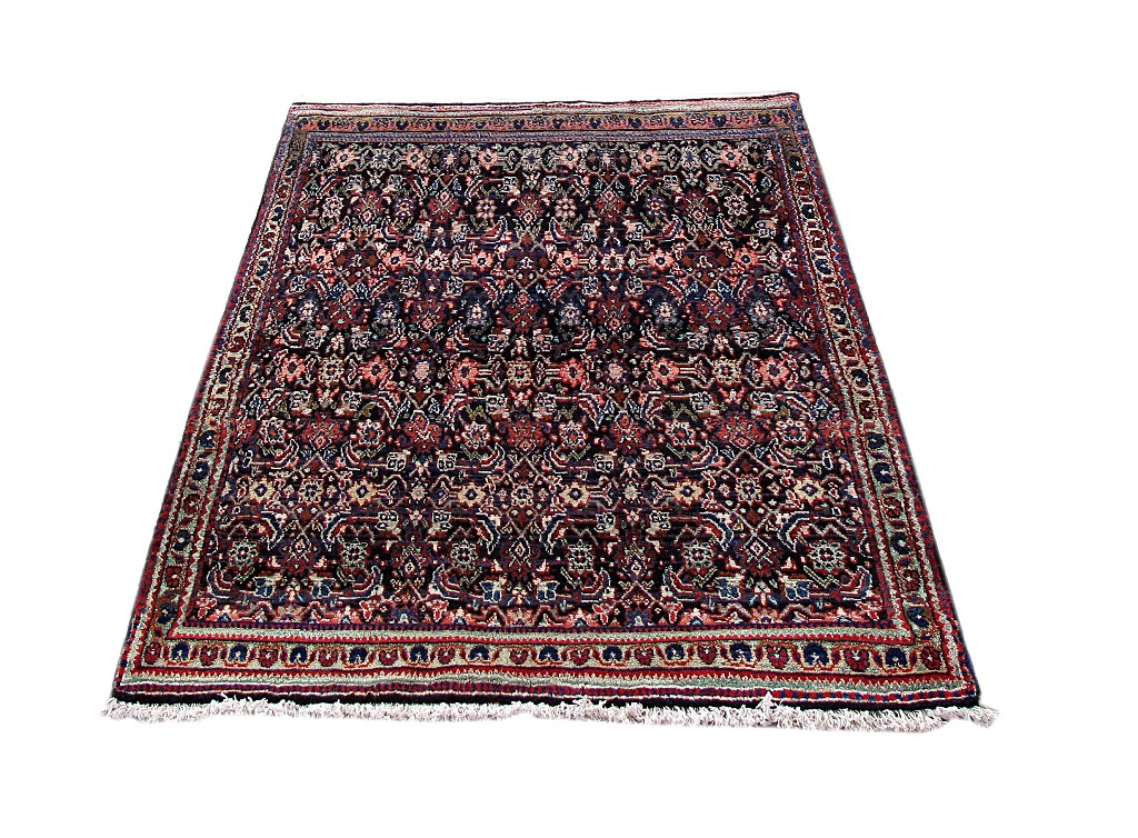 Persian Hamadan Original Carpet Rug sale online Cheap Hand ...