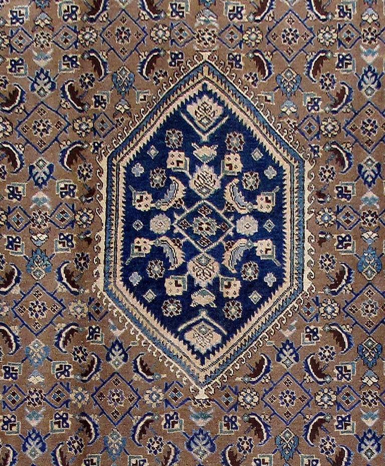 Persian Made Of Wool Handmade 8' X 11' Ardebil Long