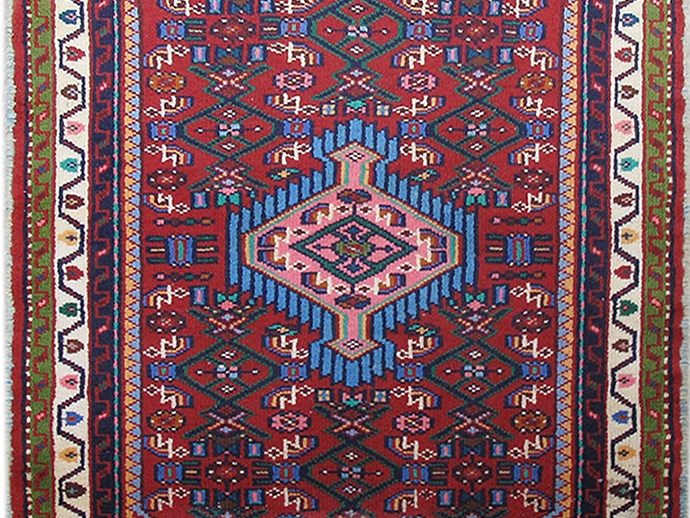 Traditional Rug Hand Knotted Rug 3x2 Persian Rug Ebay