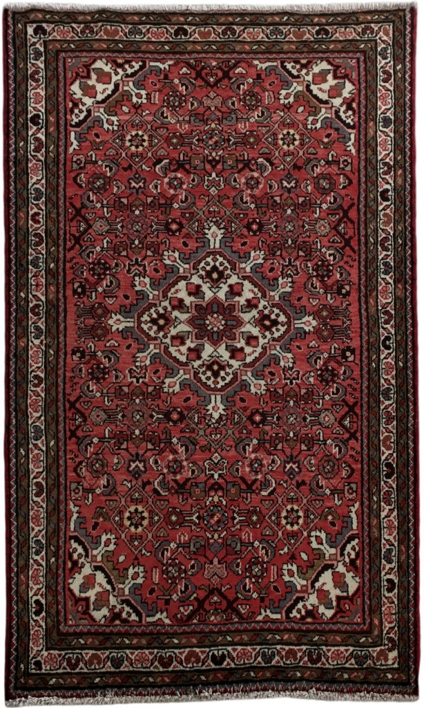 Details About Persian Handmade Rug 4x5 Ft Borchelu Traditional Wool