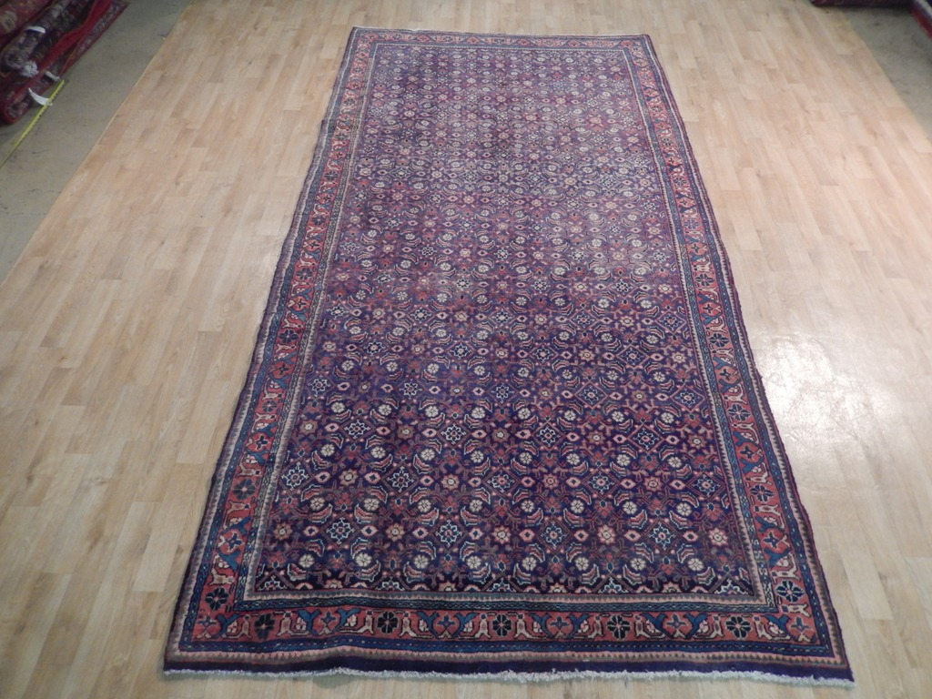 Hand Woven Persian 5 X 11 Ethnic Authentic Iranian