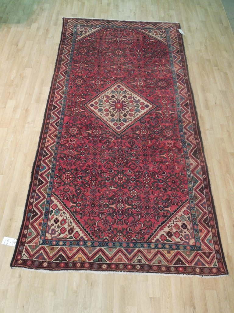 area rugs for cheap wool herati runner woven 5 x 11 traditional 30445