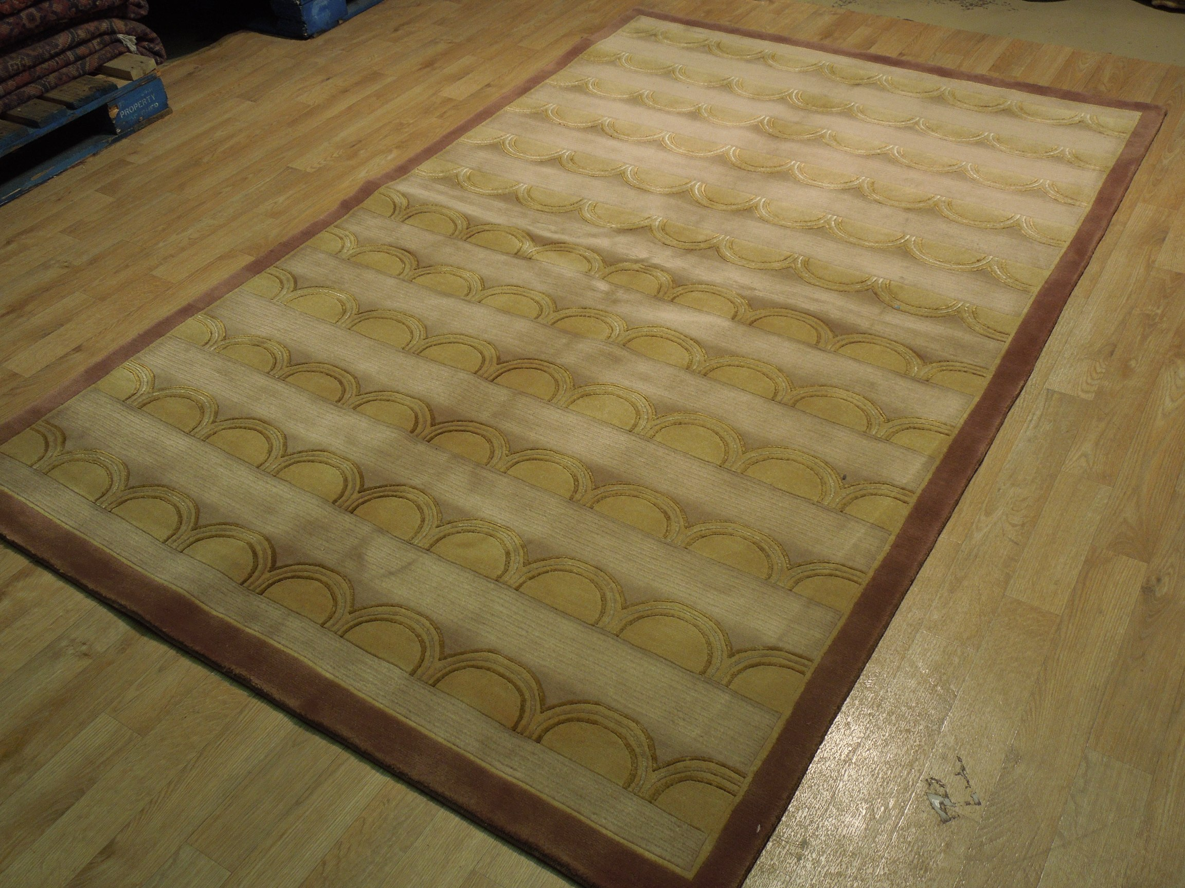 Orignal hand Knotted Area Rug